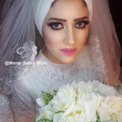 Manar Sabry Make Up Artist
