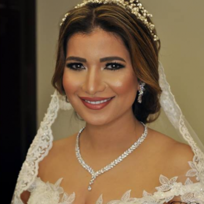 Nada Swidan Makeup Artist and Hair Stylist