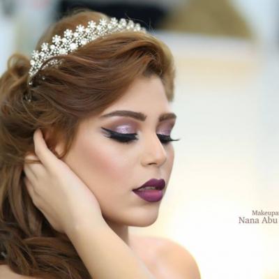 Nana Abu Zahra Makeup Artist