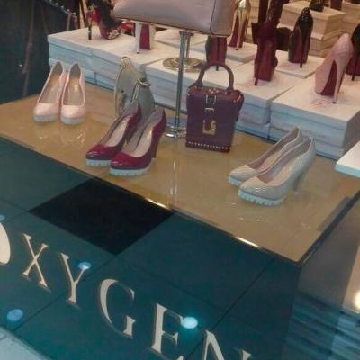 أكسجين للأحذية و الحقائب