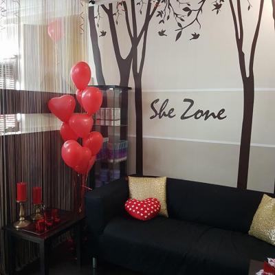 She Zone Hair & Beauty Salon for Ladies
