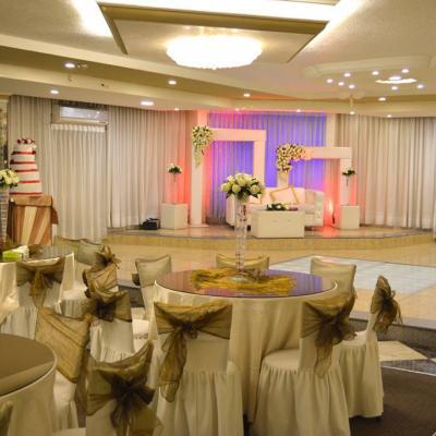 قاعات قصر الجبيهة للاحتفالات