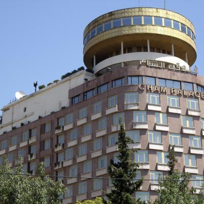Cham Palace Hotel