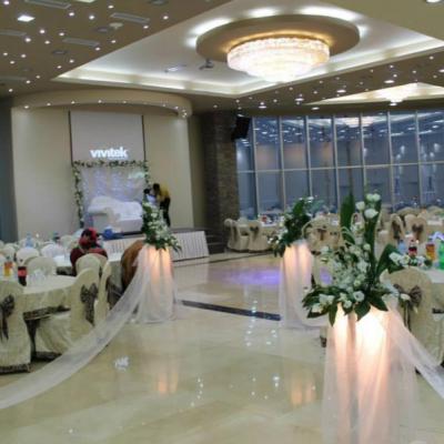 Palestine Tower Hall