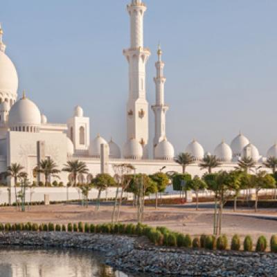 Abu Dhabi Wedding