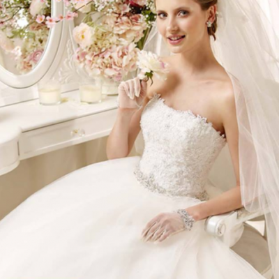 Champagne Wedding Boutique