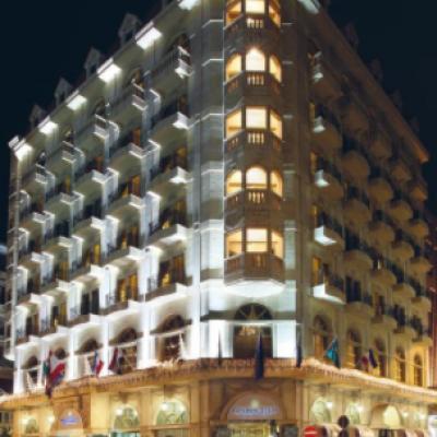 Hôtel Golden Tulip Serenada
