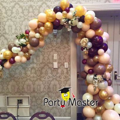 Party Master Balloon & Party