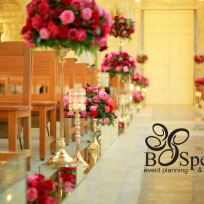 Be Special Event Flowers