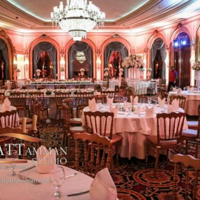 Hyatt Amman Wedding Planner