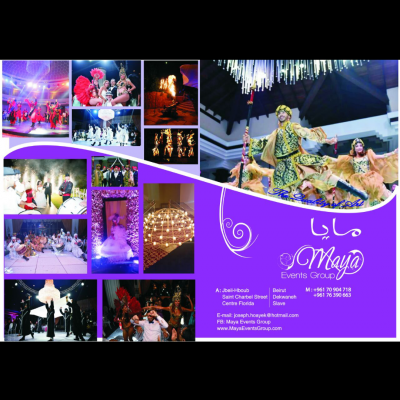 Maya Events Group