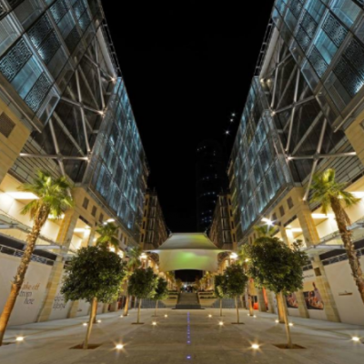 The Boulevard Arjaan by Rotana Hotel