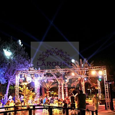 Laroush Weddings & Events Management