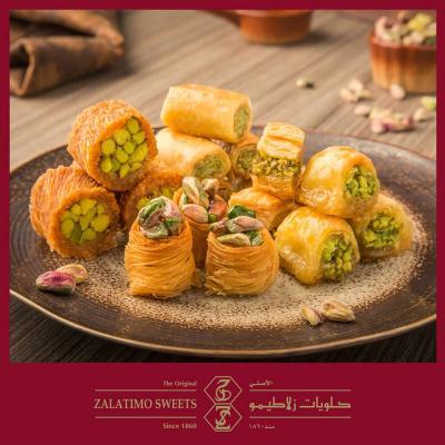 حلويات زلاطيمو - البحرين