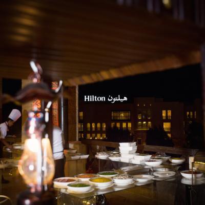فندق ومنتجع هيلتون البحر الميت