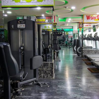BeHulk Gym