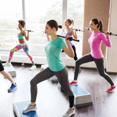 مركز ريبس للياقة البدنية