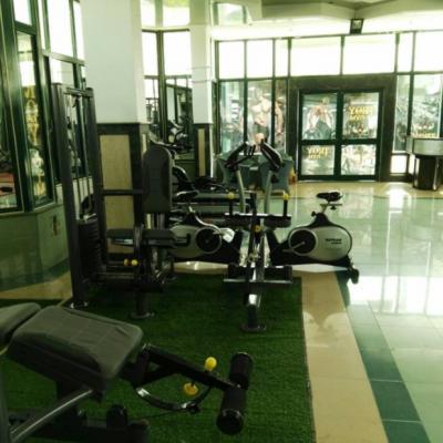 Troy Gym
