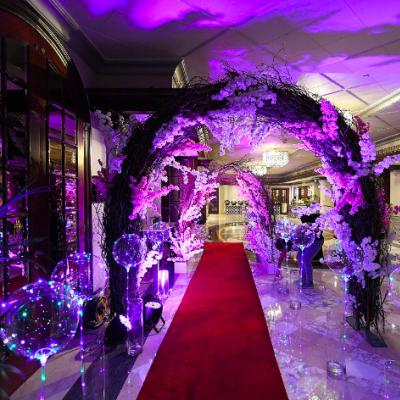 حفلات الزفاف الدولية والأحداث القطبية