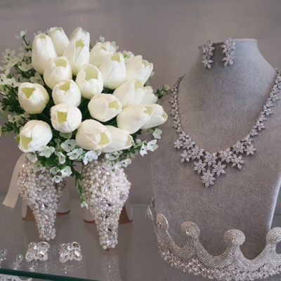 Tamara Wedding Accessories