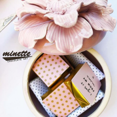 Minette Chocolate Art