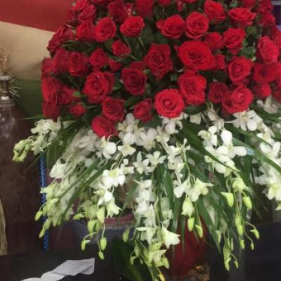 أزهار زفافي