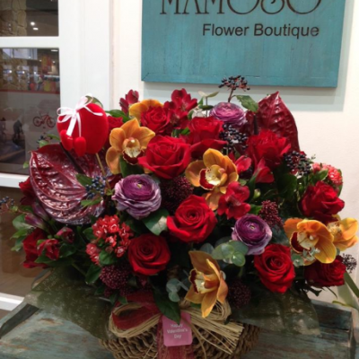 Mamoso Flower Boutique