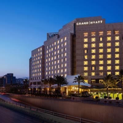 Grand Hyatt Amman Hotel