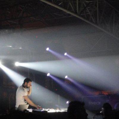 DJ Sa3d & his group