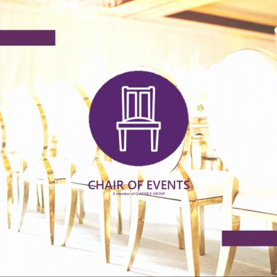 Chair Of Event