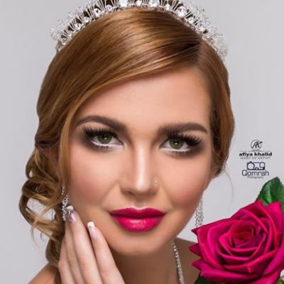 Afiya Khalid Makeup Artist
