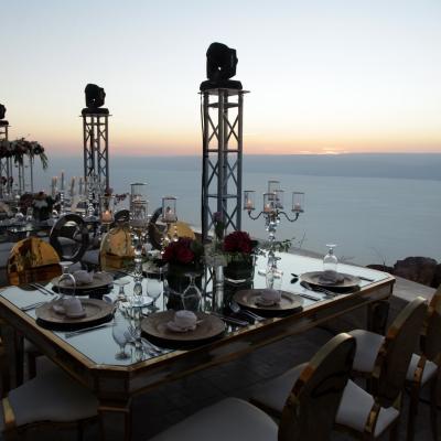 بانوراما البحر الميت