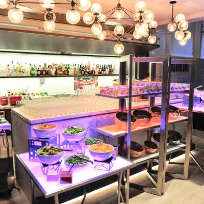Aloft City Center Deira - Salads Buffeti