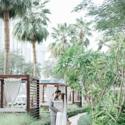 Wedding at Address Downtown Dubai