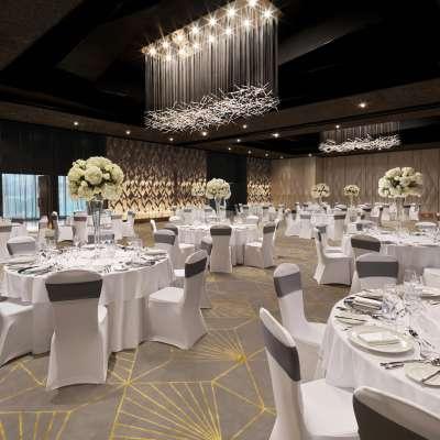 Sofitel Dubai The Obelisk - ballroom