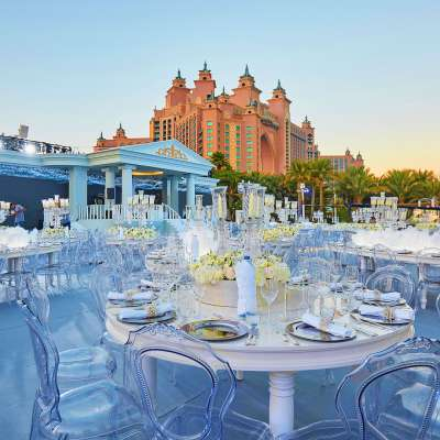 Atlantis The Palm 6 - outdoor venues