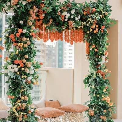 Address Marina Hotel Wedding 3