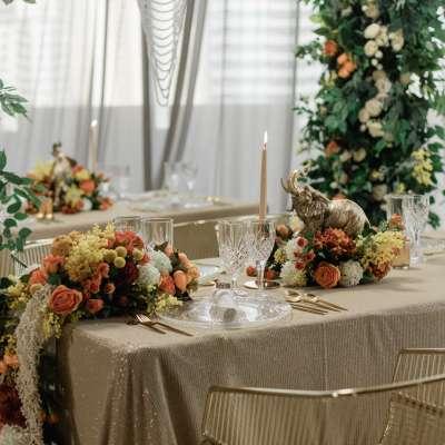 Address Marina Hotel Wedding 2