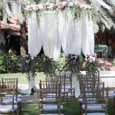 Courtyard - Melia Desert Palm Dubai 3
