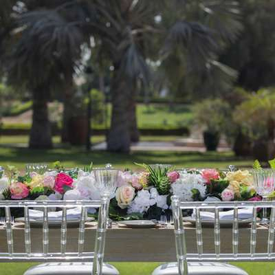 Museum Lawn - Melia Desert Palm Dubai 2