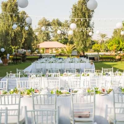 Olive Garden - Melia Desert Palm Dubai 3