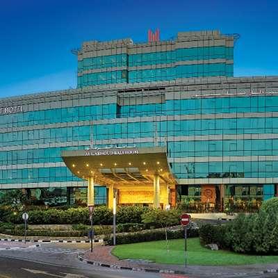 Millennium Airport Hotel Dubai - Exterior