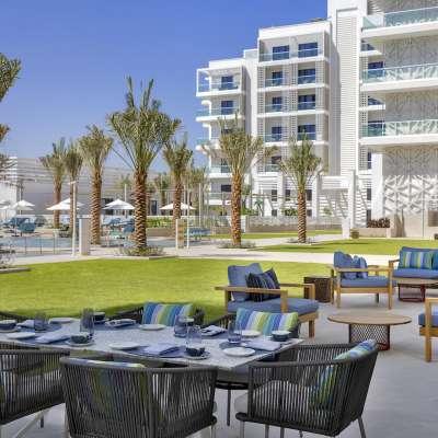 Hilton Abu Dhabi Yas Island - Graphos Social Kitchen