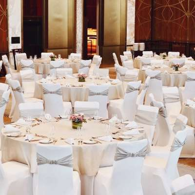حفل زفاف في جراند بلازا موفنبيك ميديا سيتي