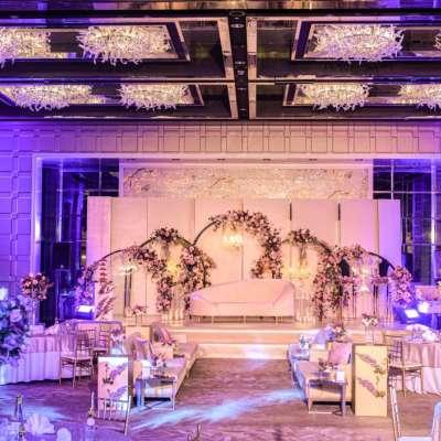Al Maha Ballroom Wedding Package - Hyatt Regency Dubai Creek Heights