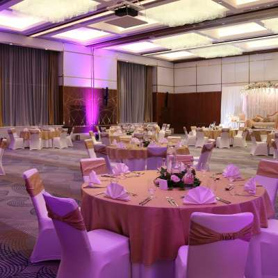 Weddings at Grand Plaza Movenpick Media City 14