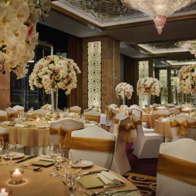 Sapphire Package from The Meydan Hotel