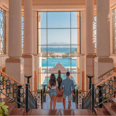 Honeymoon Package at Sheraton Soma Bay Resort