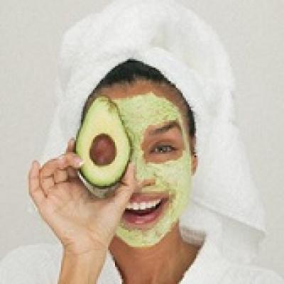 Avocado and Carrot Face Mask