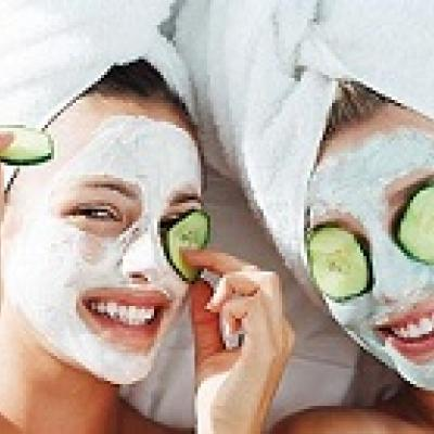Potatoes & Cucumber Facial Mask